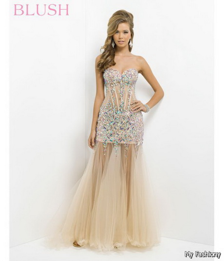 Birthday Dresses Ball Gowns Blushes E.L.F. Promdresses Purple Prom ...