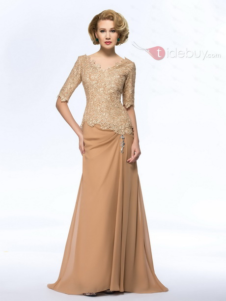 Trendy Mother Of The Bride: Designer Mother Of The Bride Dresses 2015