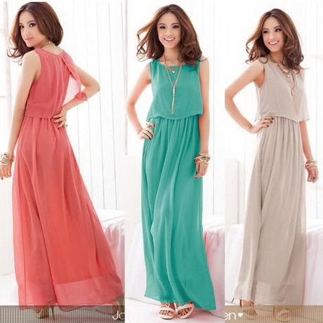 Luxury Cooler And Comfortable Casual Dresses For Women In Summer