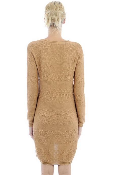 Long jumper dress
