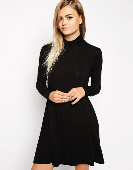 We've got our sights set on success, and it all begins with a number like the Lulus High Hopes Black Long Sleeve Bodycon Dress! Super soft jersey knit lays across a cozy turtleneck before sloping into long, fitted sleeves/5().