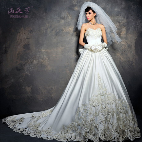 Why Do Wedding Dresses Have Trains 68