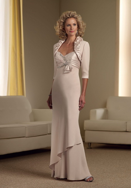 Mother Of The Groom Dress