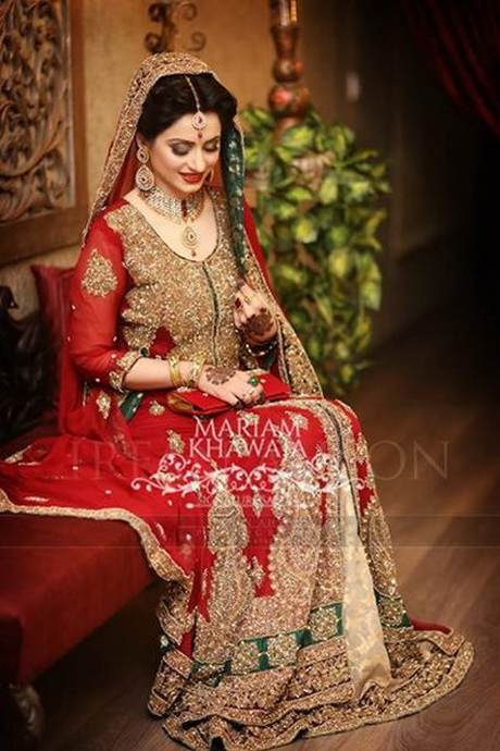 Pakistani bridal dresses 2015 for Pakistani dresses for wedding parties