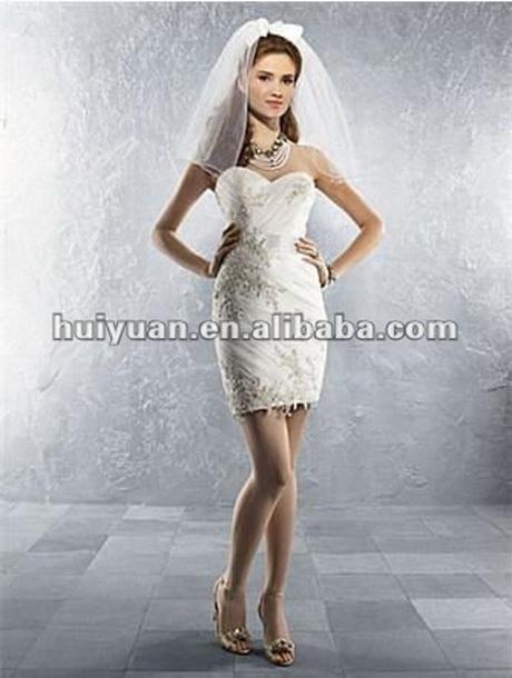 Short sexy wedding dresses for Sexiest short wedding dresses