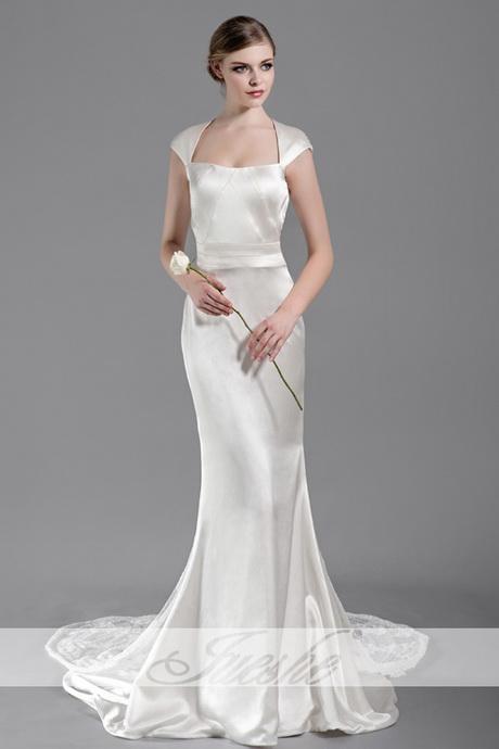 Silk wedding dress for Silk vintage wedding dresses