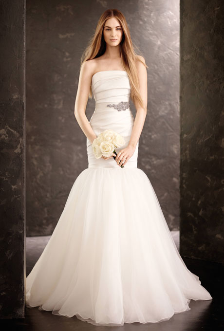 Vera wang mother of the bride dresses 2015 for Simply white wedding dresses