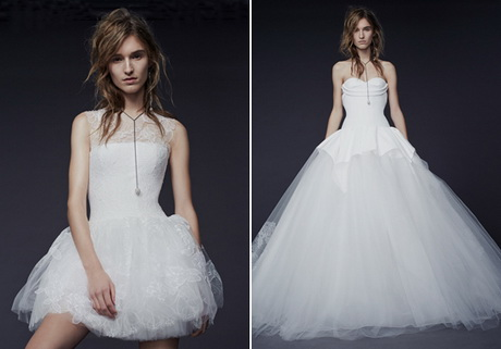 Vera Wang Wedding Dresses 2015