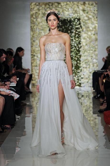 Wedding dress runway 2015 for Last season wedding dresses