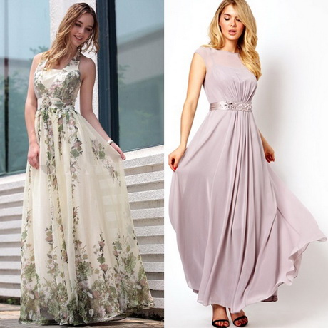 This designer maxi dress features a wrap style chest and an asymmetric cut bottom hem that gives way to a split and ruffled drape. This dress looks great on women with wide hips as it actually hides the extra amount of fat and gives a flattering look to your overall body shape/5(K).