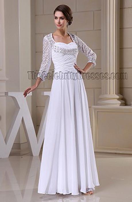 white long sleeve dresses