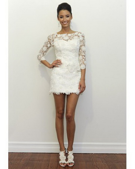 Best short wedding dresses for Short spring wedding dresses