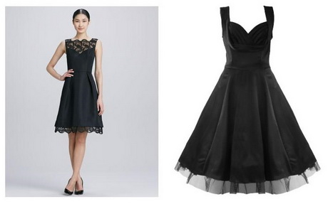 Black Dresses For A Wedding