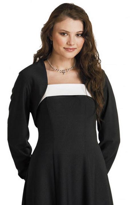 Black Shrugs For Dresses
