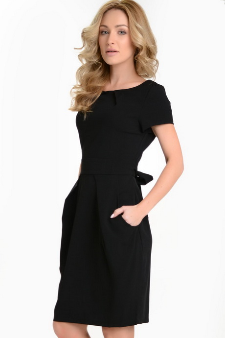 Black Tulip Dress