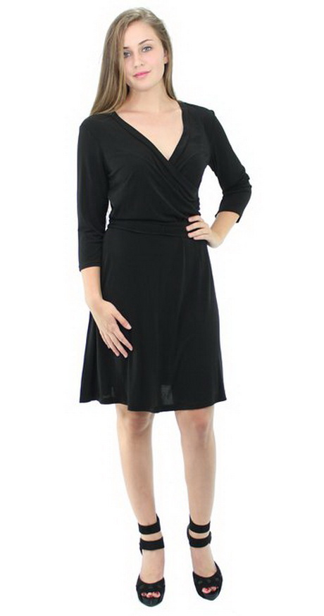 Shop affordable, unique black wrap dress 3 4 sleeve designed by top fashion designers worldwide. Discover more latest collections of at housraeg.gq