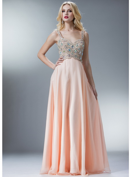cute long prom dresses