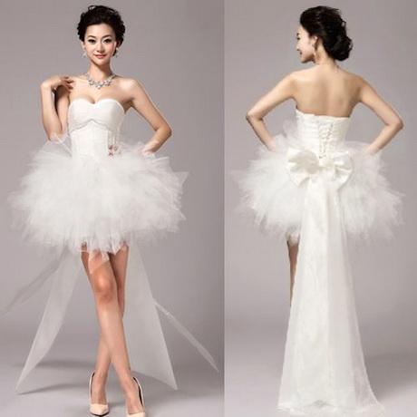 Designer Short Wedding Dresses