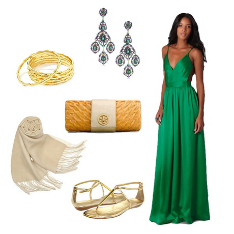 Dress For A Beach Wedding Guest
