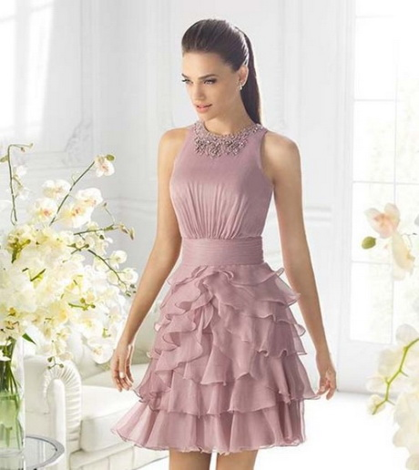Dress for wedding guest spring for Spring wedding dress guest