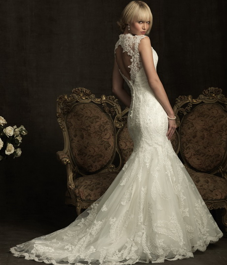 Fishtail Wedding Dress With Train : Another stunning dress from alana bridal fishtail