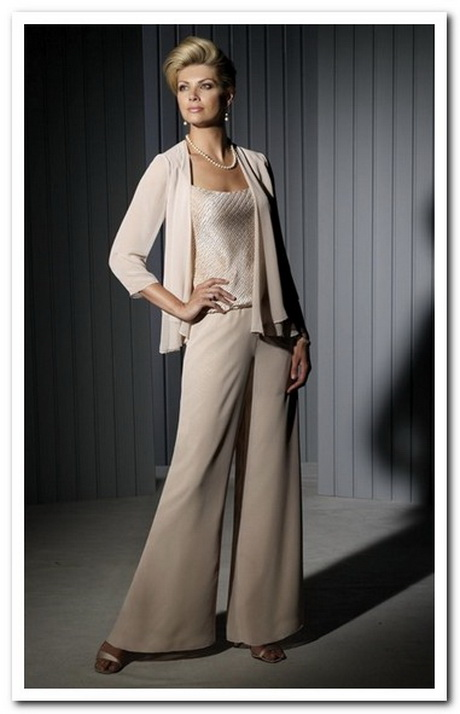 Wedding Dresses For Grandma : Grandmother of the bride pant suits wedding dresses