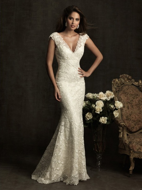 Lace Wedding Dresses  Canada : Inexpensive lace wedding dresses