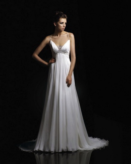 Beach Wedding Dress 2013 Flowing Summer Dresses Greek: Long Flowing Dresses