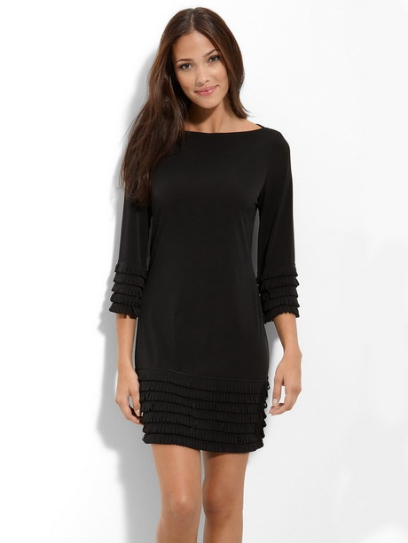 Let Dillard's be your destination for women's long-sleeve short daytime dresses.