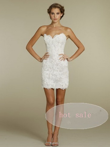 Short sexy wedding dress for Wedding dress ideas for short brides