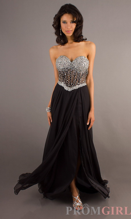 Silver and black dresses for Black and silver wedding dress