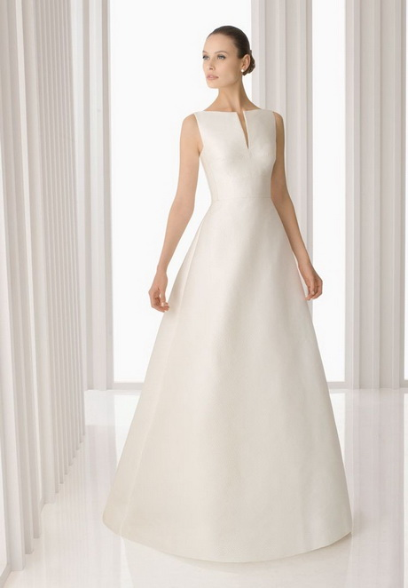 Simple Dress For Wedding
