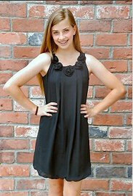Teen In Dress 115