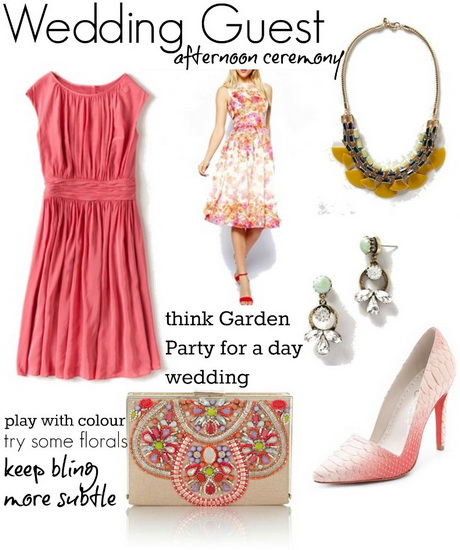 Wedding Day Guest Dresses