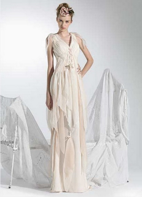 Wedding Dress Bohemian