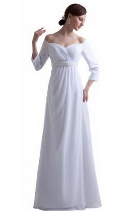 Wedding Gowns For 50 And Over : Wedding dresses for women over