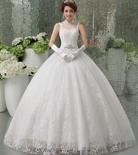Wedding gowns from china for Wedding dresses in china