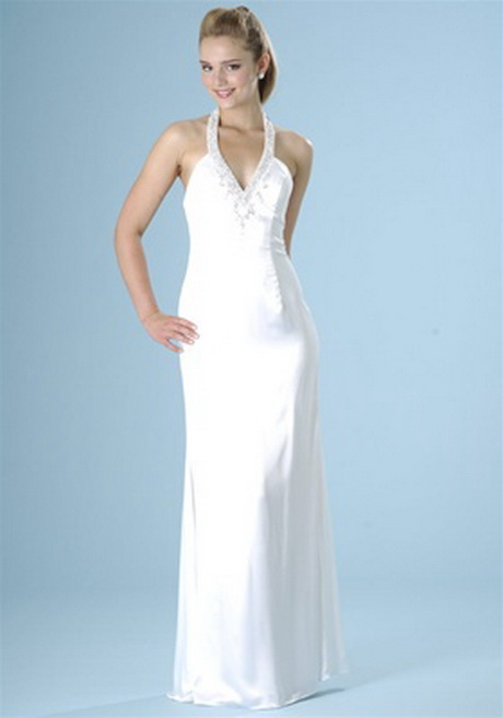 White occasion dresses