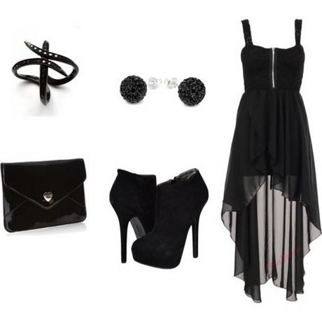 Black Dresses Polyvore