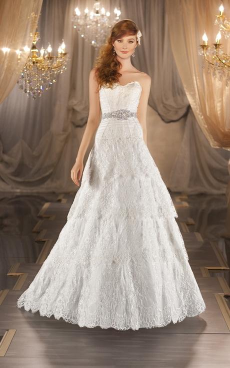 Designer lace wedding dresses vintage - photo #11