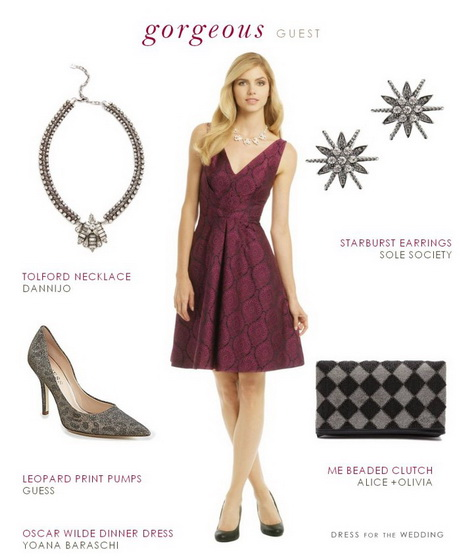 Dresses for a winter wedding guest for Winter wedding guest dresses