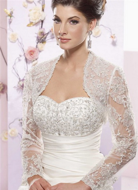 lace wedding dress jackets