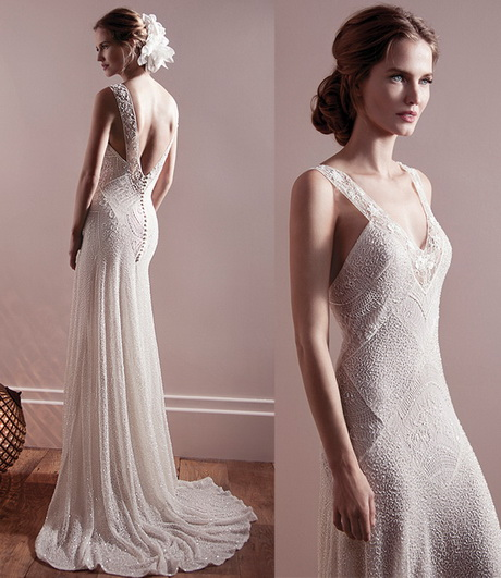 Vintage Style Lace Wedding Dresses: Lace Wedding Dresses Vintage Inspired
