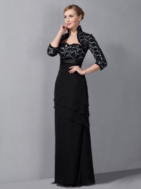 Mother Of The Bride Black Dresses
