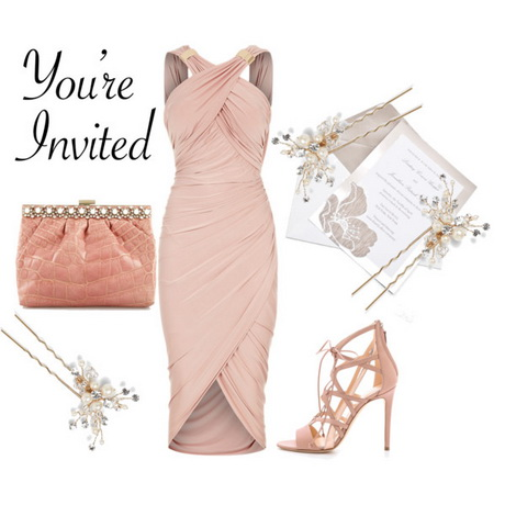 Outfit wedding guest for How to dress for a wedding reception