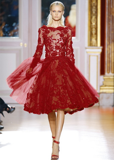 Short Red Wedding Dresses  : Like this look short wedding dress with red shoes and bouquet