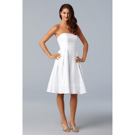 Short Wedding Dresses Informal 118