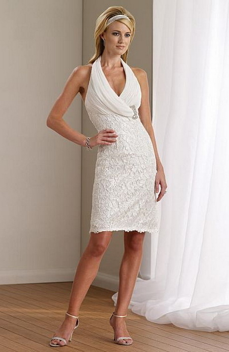 Short informal wedding dresses for Dresses for 2nd weddings