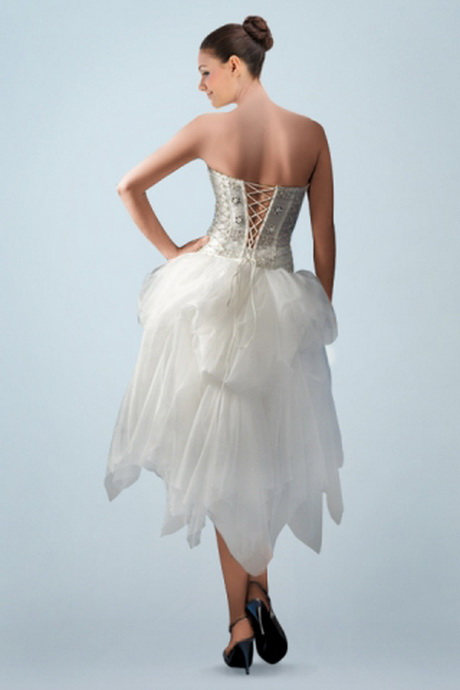 Short Tight Wedding Dresses