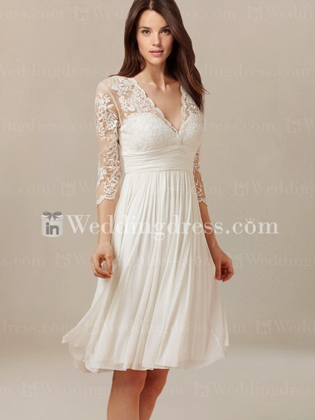 Short wedding dress beach for Short wedding dress for beach